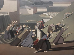 The Deluge (1920) (failing_angel) Tags: london tatebritain millbank lonodn cityofwestminster thedeluge 290313 winifredknights