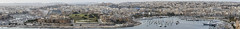 Ta' Xbiex Panorama (McCarthy's PhotoWorks) Tags: street city urban panorama building creek marina landscape island europe mediterranean european view ditch unique pano scenic streetphotography photojournalism malta panoramic medieval editorial restoration med bastion journalism valletta msida taxbiex