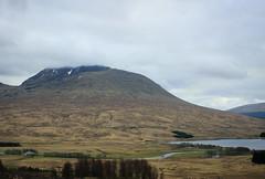 Great Glen 3 (Kay Martinez) Tags: uk mountain scotland day cloudy highland greatglen thehighlands fantasticnature scottishmountain
