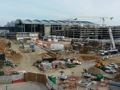 Terminal 2 Development Overview - 7 April 2013 (John Oram) Tags: heathrow lhr terminal2 egll p1170270