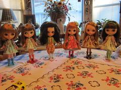 My Mom's Dolls.....