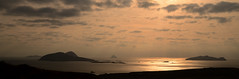 Blasket Islands (Barbara Walsh Photography) Tags: ireland light sunset irish sun tour view visit kerry rays dinglepeninsula blasketislands