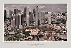 The Singapore River flows a colorful history of memories... (williamcho) Tags: architecture cityhall ngc southbank financialdistrict fullerton banks offices boatquay supremecourt parliamenthouse padang singaporeriver singtel ocbc cricketclub cavenaghbridge southbridgeroad keppel uob maybank queenelizabethwalk colemanbridge thesail nationalgepgraphic flickrestrellas flickaward victorialconcerthall flickrtravelaward ouetower andesonbridge
