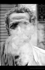 S M O K E R (Sathish_Photography) Tags: old man streets corner photography weekend smoking photowalk chennai tamilnadu sathish beedi cwc clickers parrys