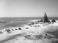 Arrecife de las Sirenas (Tabernilla (David Izaguirre)) Tags: espaa david marina europa olympus andalucia e3 almeria zuiko cabodegata izaguirre davidizaguirre tabernilla lassirenas 1260mm prostop10