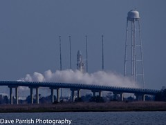 Antares (Surrounded By Light) Tags: virginia nasa va spacestation rocket chincoteague antares wallopsisland orbitalsciences
