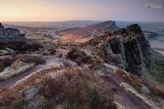 Roaches Sunrise April 2013 (Phil Sproson) Tags: sunrise peakdistrict leek staffordshire roaches hencloud staffordshiremoorlands