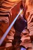 Shining Through (Eddie 11uisma) Tags: arizona southwest landscapes desert canyon beam american page antelope rays eddie navajo slot sunray lluisma