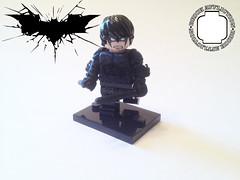 Concept Nightwing-1 (pecovam) Tags: brick dark lego knight concept custom affliction rises nightwing the pecovam