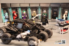 Something's not right... (Jared Chan) Tags: man iron lego ironman batman marvel stark darkknight tonystark brucewayne moc starkindustries darkknightrises