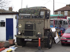 4773WD (Military chassis) 28-04-2013 Walthamstow Pump House.1 (routemaster2217) Tags: militaryvehicle walthamstowpumphousemuseum