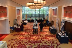 Pre-Conference Session Exhibitor Area (American Holistic Medical Association) Tags: st louis environmental medical american gateway conference medicine academy fatigue association holistic ahma 2013 integrative aaem