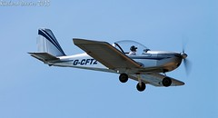 Evektor EV-97 EuroStar G-CFTZ Lee on Solent Airfield 2013 (SupaSmokey) Tags: eurostar lee solent airfield ev97 2013 evektor gcftz
