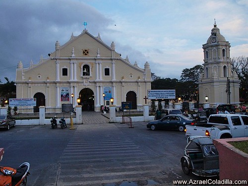Plaza Salcedo in Vigan - photos by Azrael Coladilla