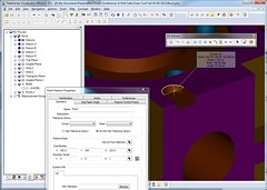Tecnomatix11_PointtoMeasurementFeature (Siemens PLM Software) Tags: variation analysis
