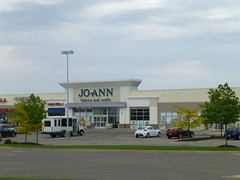 Jo-Ann Fabrics in Wooster, Ohio (Fan of Retail) Tags: road ohio retail mall shopping center burbank stores joann fabrics wooster milltown 2013