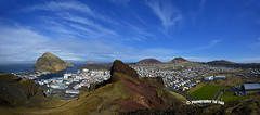 Vestmannaeyjar my hometown (Toi-Vido) Tags: blue sea sky house mountain color building nature water rock landscape outdoors island boat iceland nikon helgafell volcanic vestmannaeyjar sland sjr nttra heimaey btur toi eyjar sk seawater vido eyjafjallajkull eldfell landslag litir eyjafjallajokull heimaklettur elliaey blt vestmannaeyjabr bjarnarey vestmannaeyjahfn ti vd toivido tivd nikond7100