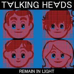 Talking Heads - Remain in Light (stallio) Tags: music art album coverart text cover heads taking unicode talkingheads