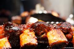 Bones... (acmestudiosla) Tags: food bbq ribs bones barbeque grillin discoverla