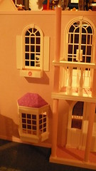 Barbie Magical Mansion~half way there! (Girlieman dolls) Tags: way barbie there magical mansion~half