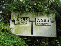 Steyning sign (satguru) Tags: sign pre steyning worboys