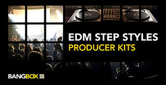 EDM Step Styles Producer Kits (Loopmasters) Tags: drums loops electro samples edm dubstep royaltyfree electrohouse loopmasters drumstep