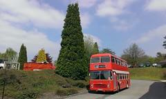 Bristol VR OEH 604M (vrt6lxb) Tags: pops gardner ecw pmt easterncoachworks bristolvr potteriesmotortraction potteriesomnibuspreservationsociety wedgewoodcentre
