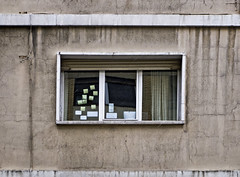Mala Memoria [y algunas gotas de lluvia] (Walimai.photo) Tags: color colour window rain ventana lumix lluvia bad panasonic memory salamanca mala memoria lx5