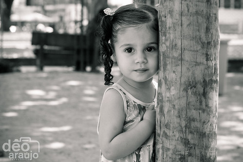 Ensaio Infantil Ana Mel
