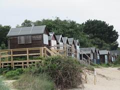 UK - Dorset - Studland - Beach huts (JulesFoto) Tags: uk england dorset clog centrallondonoutdoorgroup studland beachhuts