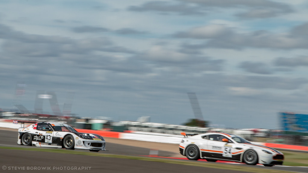 The world 39 s best photos of britcar and silverstone flickr hive mind - Hangar straight silverstone ...