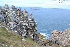 Pointe de Pen-Hir ( 29 ) (Monde-Auto Passion Photos) Tags: pointe penhir bretagne finistre france crozon mer ocan caillou roche falaise paysage nature