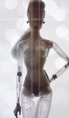 Cold lights of the future (Intgrit) Tags: dasha anika luxottica ifdc integrity toys