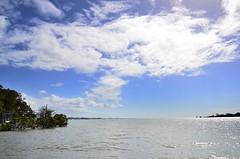 LOX_2988 (LoxPix2) Tags: loxpix ferry wellingtonpoint australia architecture aircraft boat birds building catamaran trimaran clouds panorama park photos pelican panoramic coochiemudloisland queensland