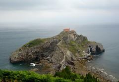 San Juan de Gaztelugatxe (josemonreal) Tags: acantilado peasco roca airelibre water