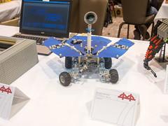 Mars Rover Opportunity (Yuxuan.fishy.Wang) Tags: bricksbythebay lego mars opportunity rover santaclara california unitedstates us