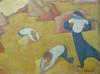 BERNARD Emile,1891 - Moisson au Bord de la Mer (Orsay) - Detail 8 (L'art au présent) Tags: art painter details détail détails detalles painting orsaymuseum orsay 19th 19e peinture19e painting19th emilebernard bernard emile women woman girl femme jeunefille fille jeune young moissonauborddelamer bernardmoissonauborddelamer bernardemilemoissonauborddelamer moisson auborddelamer harvesting haymaking fenaison haystack hay foin bottedefoin borddemer seaside 1891 gleaning peasan peasants paysans paysan agriculture finistère brittany paysanbreton bretonpeasant botte peopleinfield field people paysanne agricultureinfinistère agriculturefinistère work travail labour labeur detailsofpaintings détailsdetableaux 19thcentury detailsofpainting détailsdepeintures détailsdepeinture détaildepeinture peinture tableaux paintings peintures museum