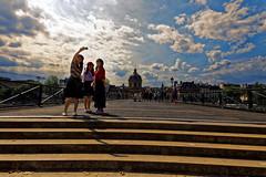Paris, le pont des Arts. (Robert Redeker) Tags: paris pontdesarts
