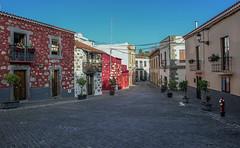 Lugares () Tags: grancanaria isla rosileo calle plaza