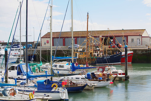 Arbroath Harbour 1