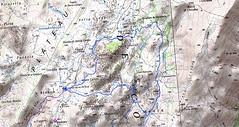 Carte Cuscionu - Chiralbella (Corse sauvage) Tags: carte cuscionu coscione vinaghjolu vinajolo menta bucchinera chiralbella chiralbedda pianu pinau durnucciu dornucciu castellu quenza