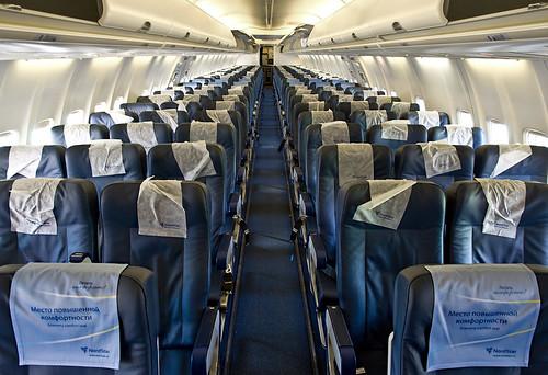 VQ-BDW NordStar Airlines Boeing 737-8K5