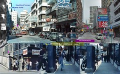"Bruce Lee at Carnarvon Road TST ""The Orphan"" 1959 (richardwonghk8) Tags: hongkong brucelee theorphan tsimshatsui carnarvonroad hisotrical building historicalbuilding collectivememories nowandthen"