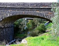 Jacksons Creek bridge (Lesley A Butler) Tags: sunbury victoria australia bridge jacksonscreek