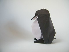Baby Chibi Penguin  Raymond P. Yeh (Rui.Roda) Tags: origami papiroflexia papierfalten pingino pinguim manchot baby chibi penguin raymond p yeh