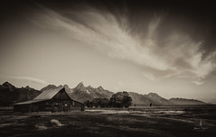 tetons_2016_11web (Jessica Haydahl Photography) Tags: grand teton national park wyoming tetons mormon row john molton barn apsens fall colors infrared photography nikon d810 d7000 pentax 645z medium formate landscape ansel adams