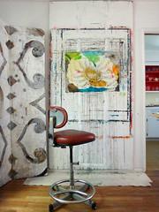 DSC0966852 (scott_waterman) Tags: ink watercolor gouache lotus lotusflower studio scottwaterman painting paper