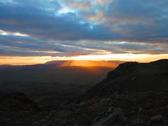 IMG_8139 (NapoleonIsNotDead) Tags: iceland islanda summer wonders natural landscape sunset clouds red colorful sun sunshine ray reykjavik close blue þingvellir thingvellir