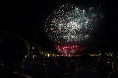 Versailles 6 (gsamie) Tags: guillaumesamie gsamie canon 600d t3i versailles france yvelines night fireworks grandeseauxnocturnes feuxdartifice fire grandcanal jardins chateaudeversailles castle crowd people child phone girl