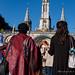 Messe sur l'esplanade de l'UNITALSI